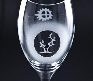 Glas Kunst aus Schweden in der Schwedenstube